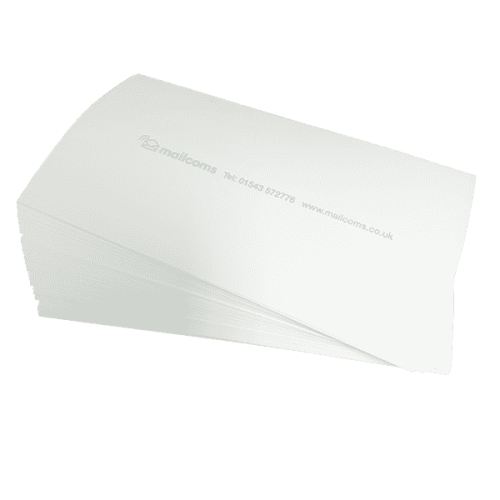 200 Pitney Bowes DM110i / DM160i / DM220i Long (175mm) Double Sheet Franking Labels (100 Sheets)