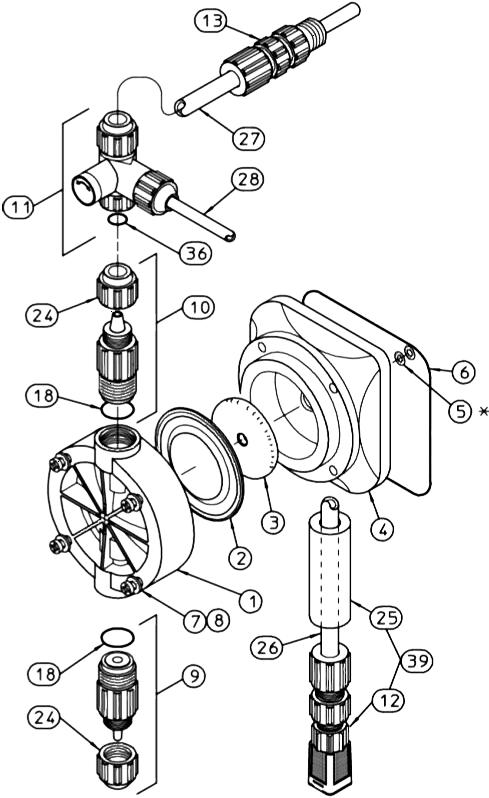 Metering Pumps USA