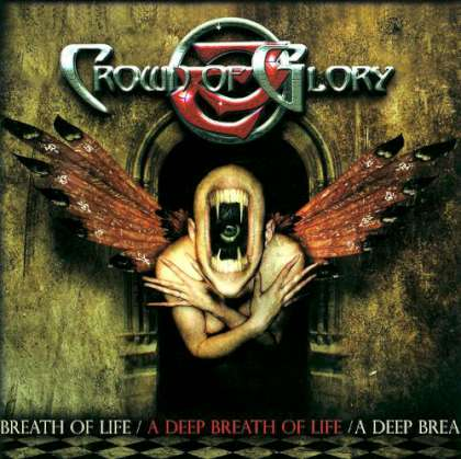 Crown Of Glory - A Deep Breath Of Life cover
