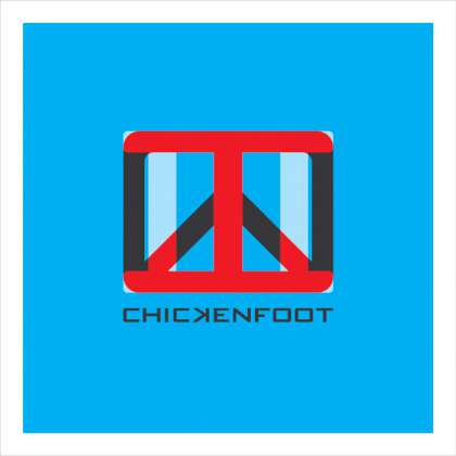 Chickenfoot - III cover