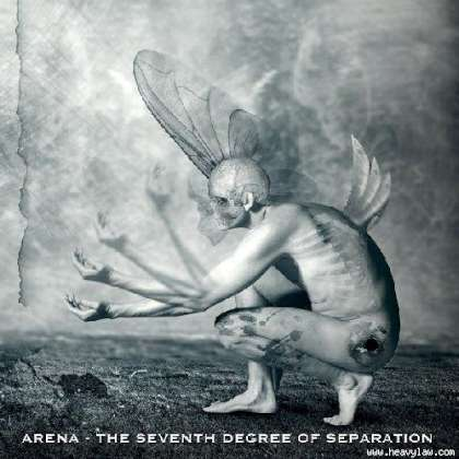 Arena - The Seventh Degree Of Separation cover