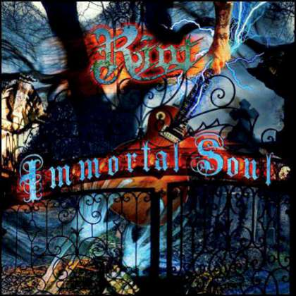 Riot - Immortal Soul cover