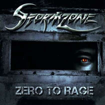 Stormzone - Zero To Rage cover