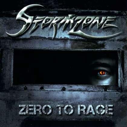 Stormzone - Zero To Rage cover