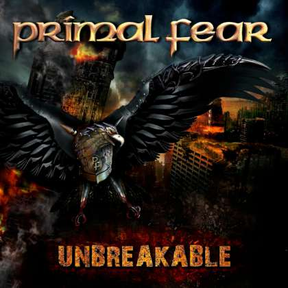 Primal Fear - Unbreakable cover