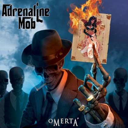 Adrenaline Mob - Omertà cover
