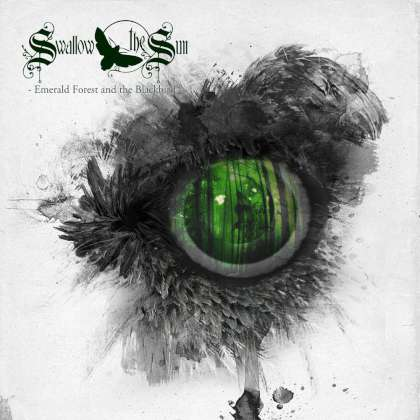 Swallow The Sun - Emerald Forest And The Blackbird cover