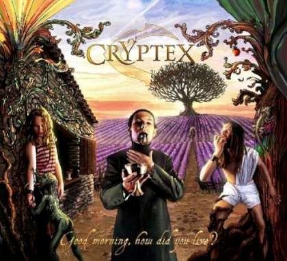 Cryptex - Good Morning, How Did You Live? cover