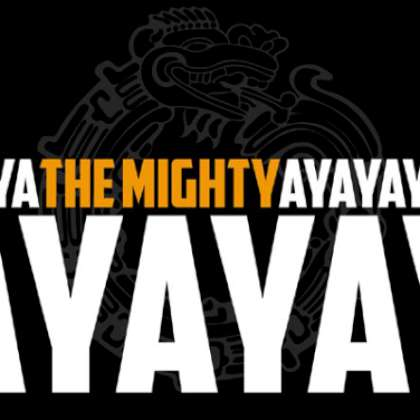 The Mighty Ya-Ya - The Mighty Ya-Ya cover
