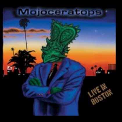 Mojoceratops - Live In Boston