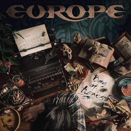 Europe - Bag Of Bones cover