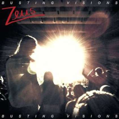 Zeus - Busting Visions cover