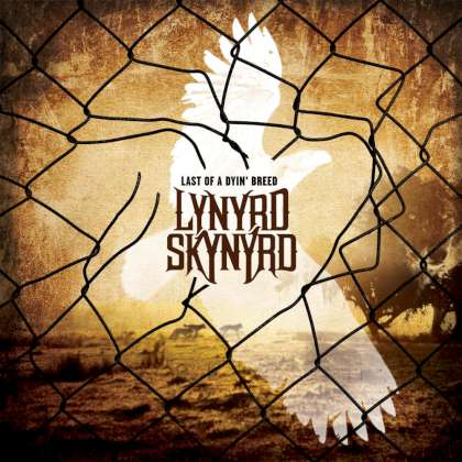 Lynyrd Skynyrd - Last Of A Dyin' Breed cover