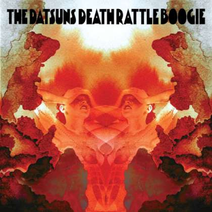 The Datsuns - Death Rattle Boogie cover