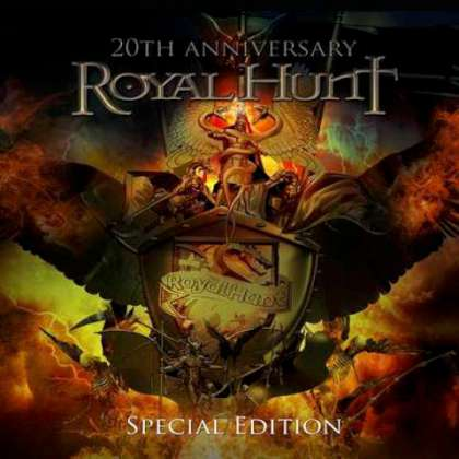 Royal Hunt - 20th Anniversary SE cover