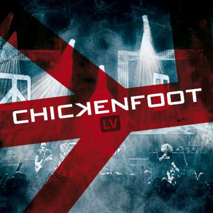 Chickenfoot - LV cover