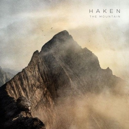 Haken - The Mountain cover