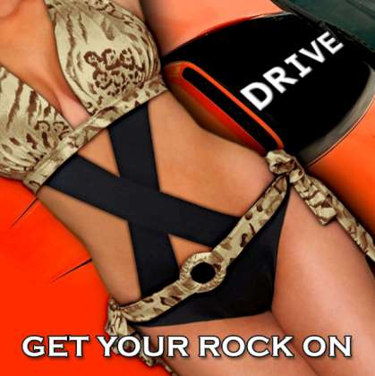 X-Drive - Get Your Rock On cover
