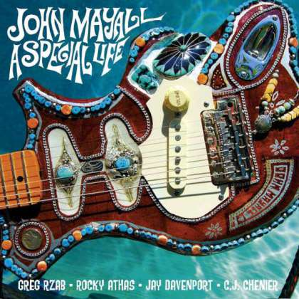 John Mayall - A Special Life cover