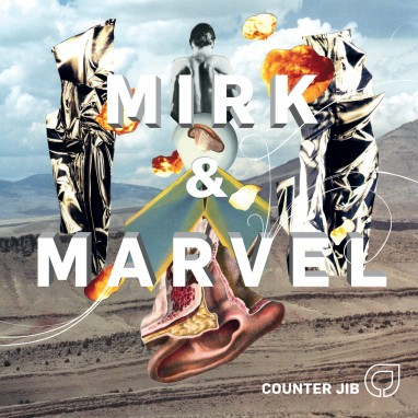 Counter Jib - Mirk & Marvel cover