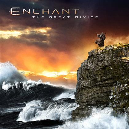 Enchant - The Great Divide cover