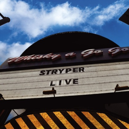 Stryper - Live At The Whisky cover