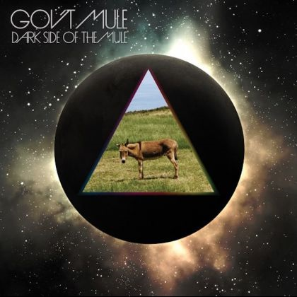 Gov't Mule - Dark Side Of The Mule cover