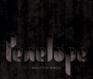 Penelope - Bounce Back cover