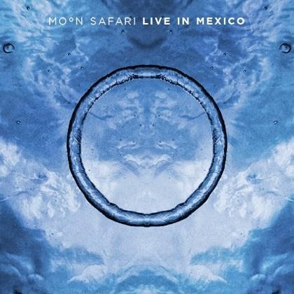 Moon Safari - Live In Mexico cover