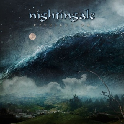 Nightingale - Retribution cover