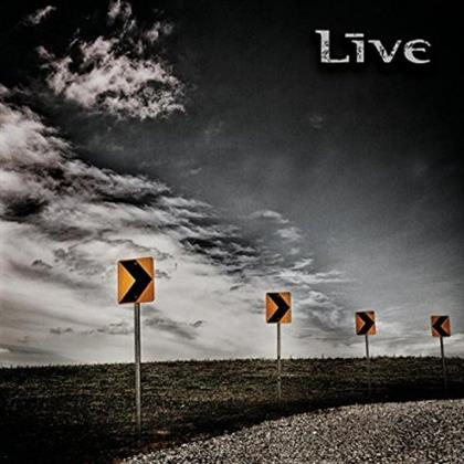 Live - The Turn cover