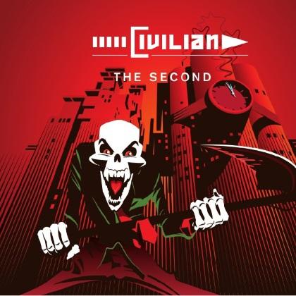 Civilian - The Second cover