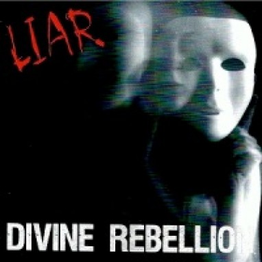 Divine Rebellion - Liar cover