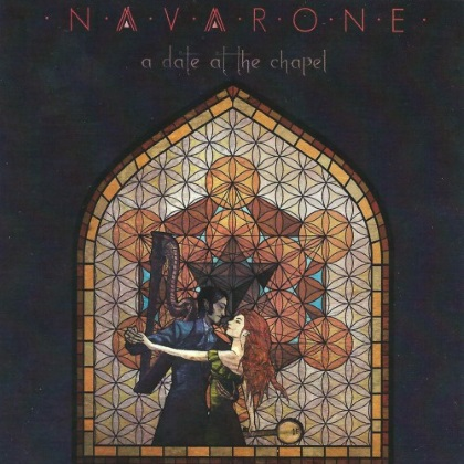 Navarone - A Date At The Chapel cover