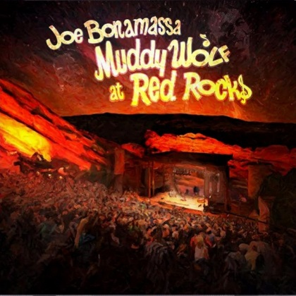 Joe Bonamassa - Muddy Wolf At Red Rock cover