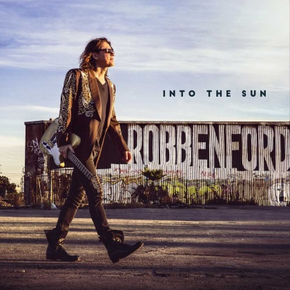 Robben Ford - Into The Sun cover