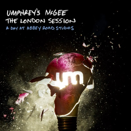 Umphrey's McGee - The London Session cover