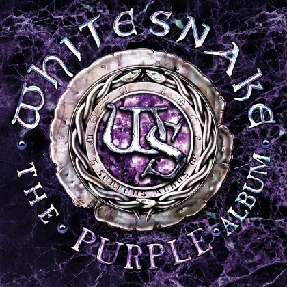 Whitesnake - The Purple Album cover