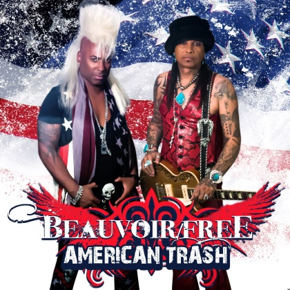 Beauvoir Free - American Trash cover