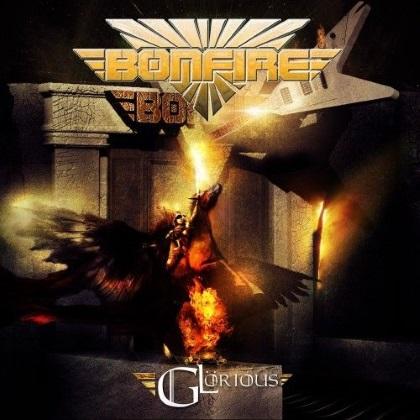 Bonfire - Glörious cover