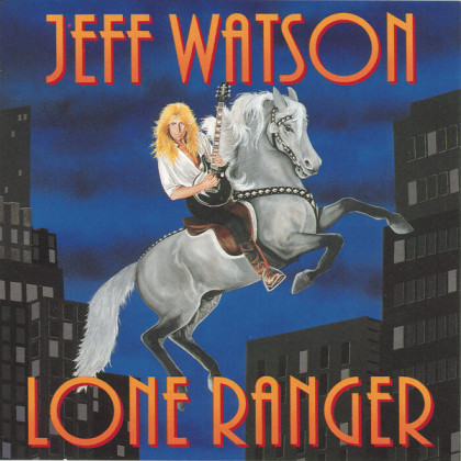 Jeff Watson - Lone Ranger cover
