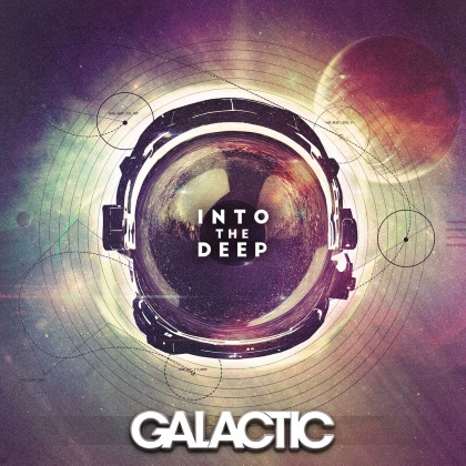 Galactic - Into The Deep cover