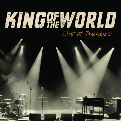 King Of The World - Live At Paradiso cover
