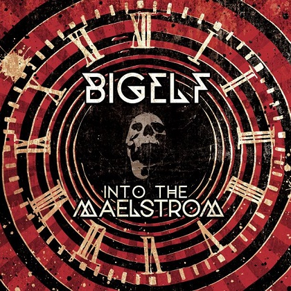 Bigelf - Into The Maelstrom cover