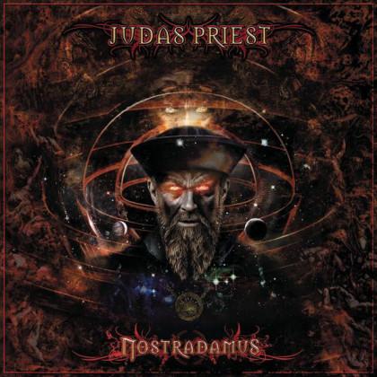 Judas Priest - Nostradamus cover