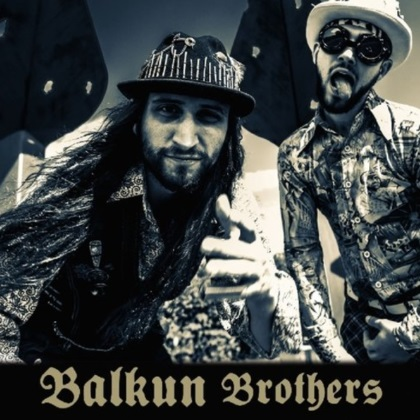 Balkun Brothers - Balkun Brothers cover