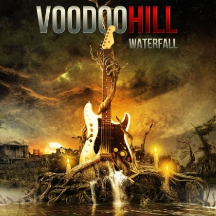Voodoo Hill - Waterfall cover