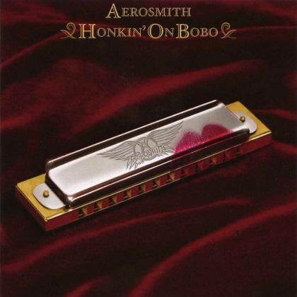 Aerosmith - Honkin' On Bobo cover