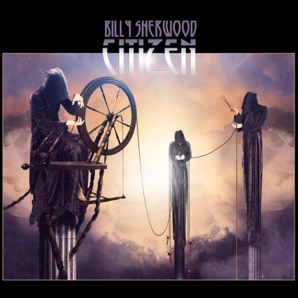 Billy Sherwood - Citizen cover