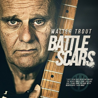 Walter Trout - Battle Scars cover